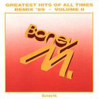 cd: Boney M: Greatest hits of all times Vol II Remix 89