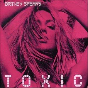 cd-singel: Britney Spears: Toxic