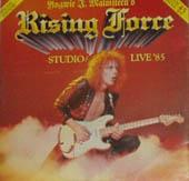 Yngwie Malmsteen's Rising Force: Studio / Live '85