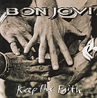 cd-maxi: Bon jovi: Keeo the faith