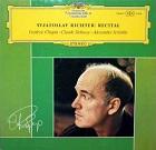 Svjatoslav Richter, Claude Debussy, Frédéric Chopin, Alexander Scriabin:Recital