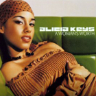 cd-singel: Alicia Keys: A Woman's Worth