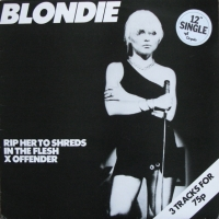Blondie:Rip Her To Shreds