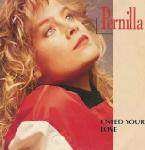 Pernilla Wahlgren:I need your love