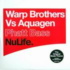 cd-maxi: Warp Brothers vs. Aquagen: Phatt Bass