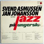 Jan Johansson:Jazz på Ungerska