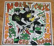 Mora Träsk: Små grodorna Hip hop remix