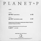 Planet P: Why Me?