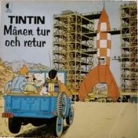 Tintin: Månen tur och retur