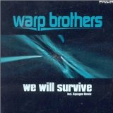 cd-singel: Warp Brothers: We Will Survive