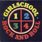 Girlschool:1.2.3.4.Rock and roll
