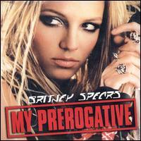 cd-singel: Britney Spears: My Prerogative