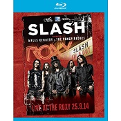 Slash:Live At The Roxy 25.9.14