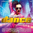 2cd: VA: Absolute Dance Winter 2014