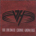 Van Halen:For unlawful carnal knowledge